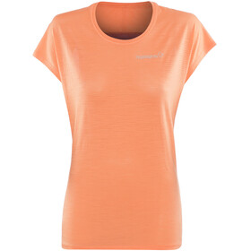 Norrøna Bitihorn Wool T-Shirt Women Melon